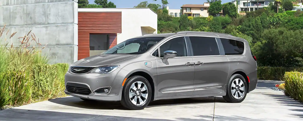 2018 Pacifica
