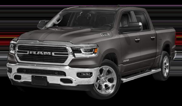 NEW 2019 RAM 1500 BIG HORN LONE STAR CREW CAB