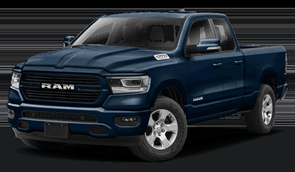 NEW 2019 RAM 1500 BIG HORN LONE STAR QUAD CAB