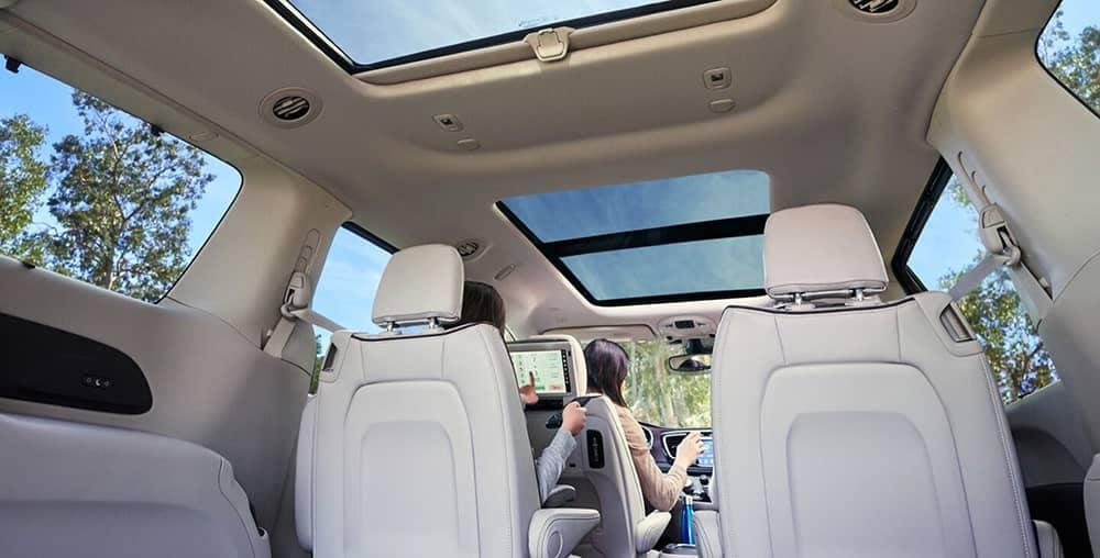 2020 Chrysler Pacifica Sunroof