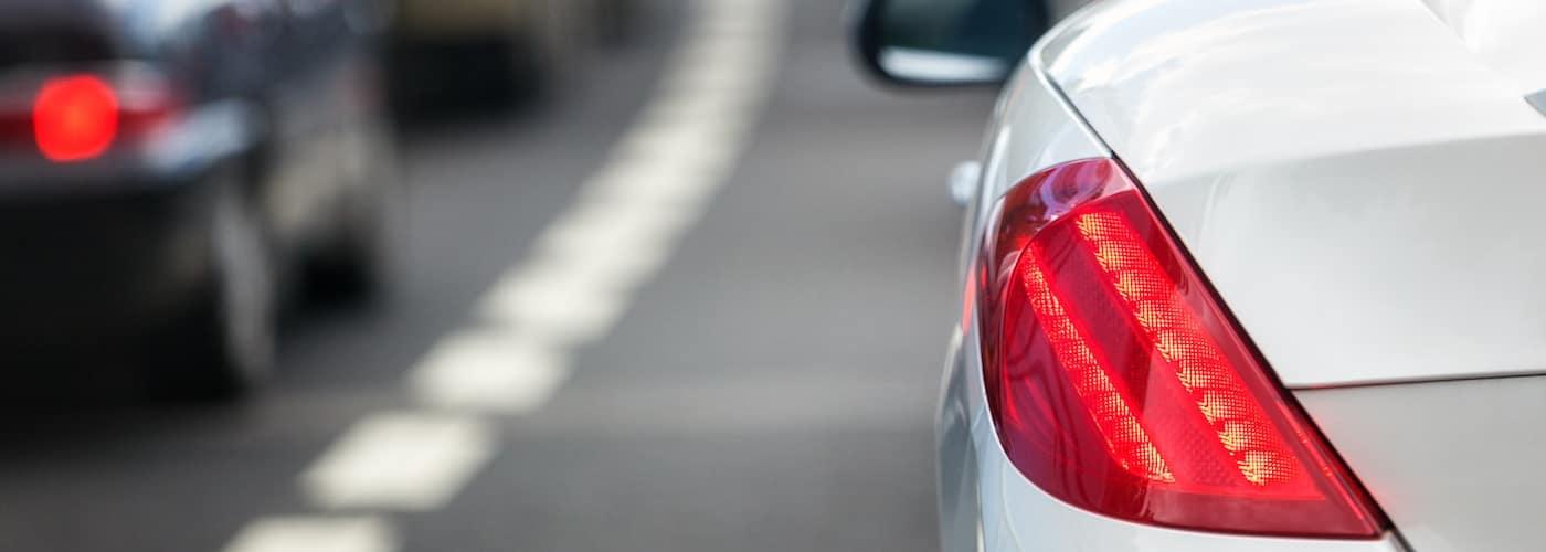 Vehicle brake light