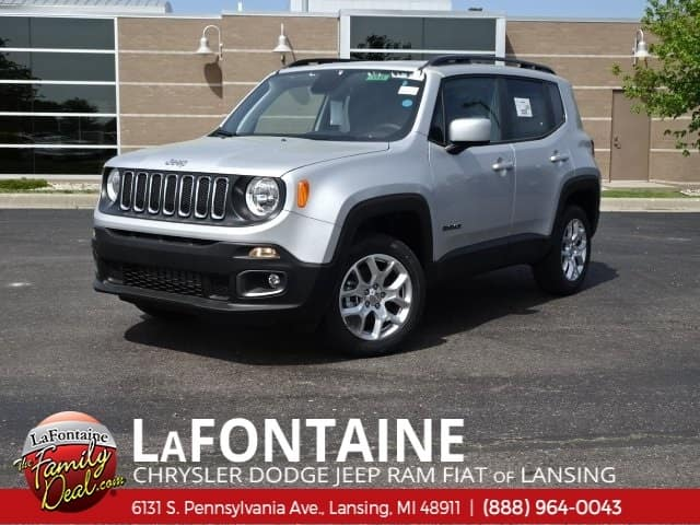 New Chrysler Dodge Jeep Ram Fiat Lease Deals Near Lansing