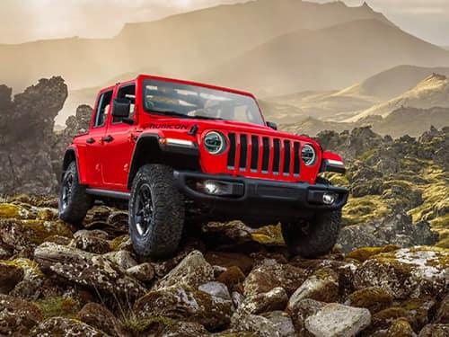 New 2021 Jeep Wrangler Sahara 4XE