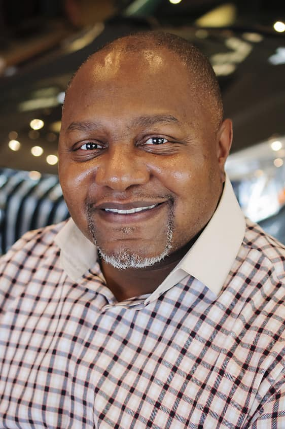 Tarence Hodges