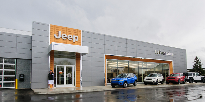Where Is The Closest Auto Parts Store >> CDJR and Used Car Dealer in Fenton | LaFontaine Chrysler ...