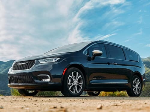 New 2021 ChryslerPacifica Touring L