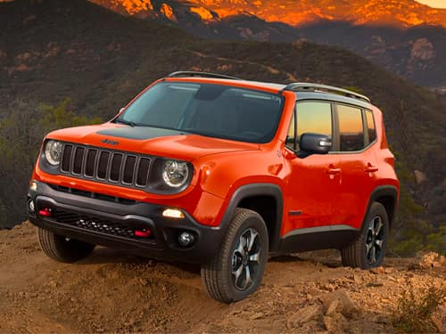 New 2021 Jeep Renegade Limited4x4