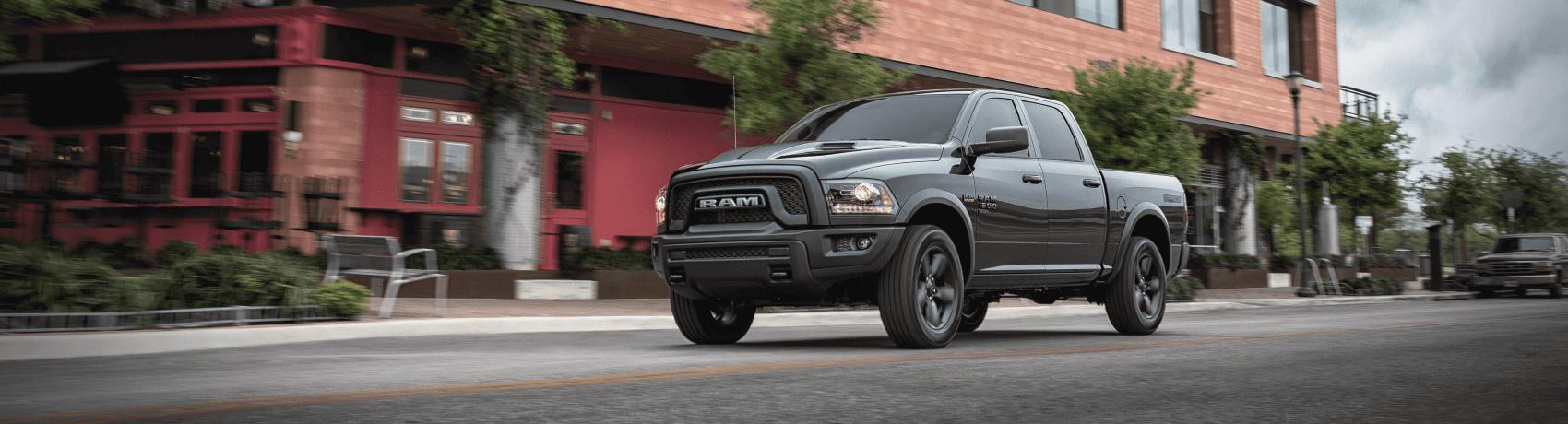 CPO 2019 Ram 1500 Black