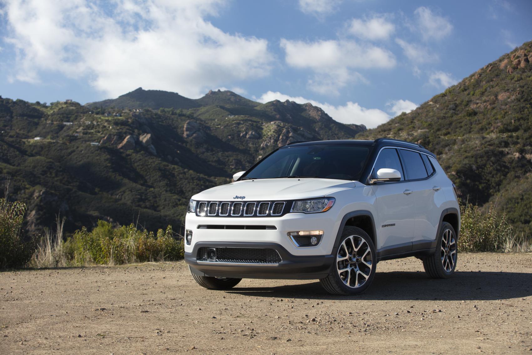 2021 Jeep Compass White Mountains