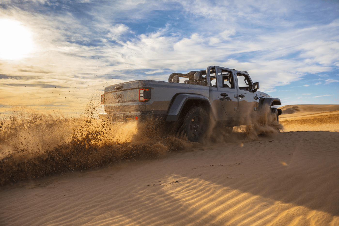Test Drive The 2021 Jeep Gladiator Today!