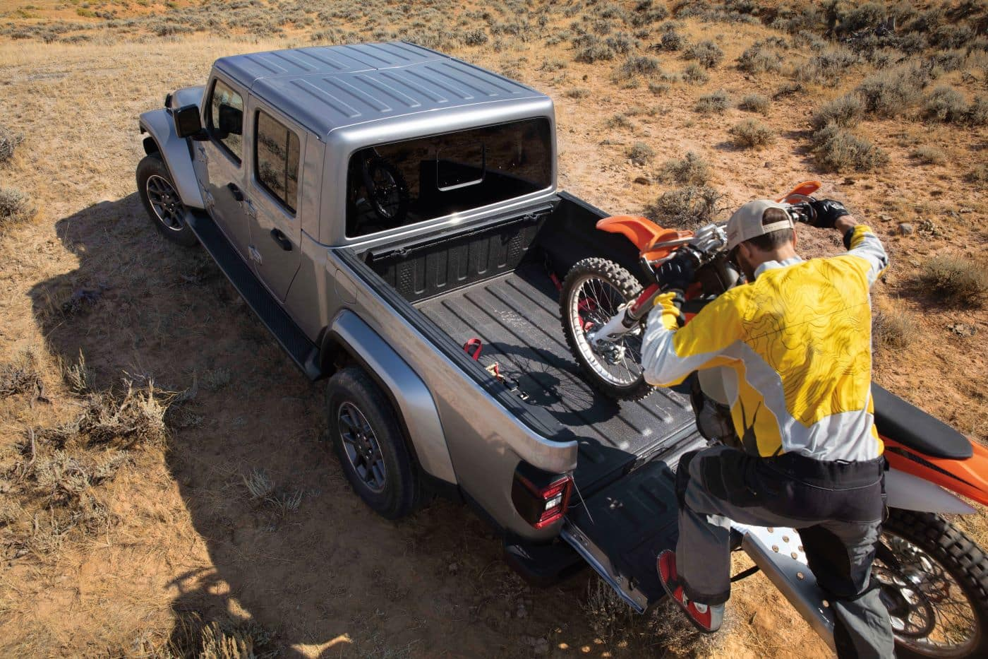2021 Jeep Gladiator Cargo