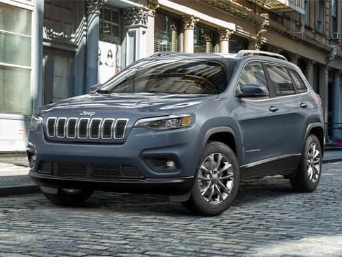 New 2021 Jeep Cherokee Lux 4x4