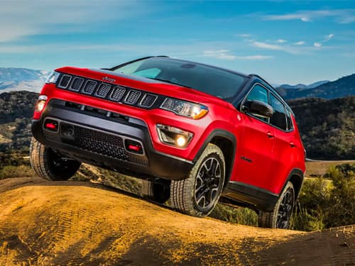 New 2021 Jeep Compass Limited4x4