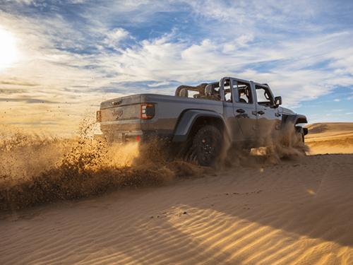 New 2021 Jeep Gladiator Willys