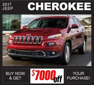 Shop New Jeep Cherokee Inventory Huntsville AL