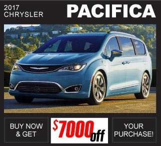 Shop 2017 Chrysler Pacifica Inventory Huntsville AL