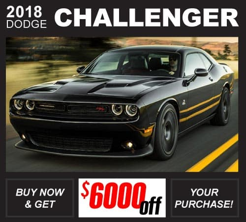 Shop New Dodge Challenger Inventory Huntsville AL
