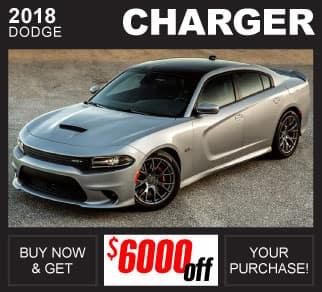Shop New Dodge Charger Inventory Huntsville AL