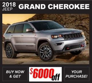 Shop New Jeep Grand Cherokee Inventory Huntsville AL