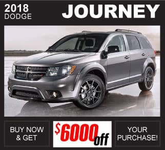 Shop 2018 Dodge Journey Inventory Huntsville AL