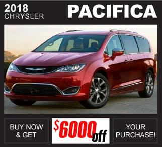Shop 2018 Chrysler Pacifica Inventory Huntsville AL