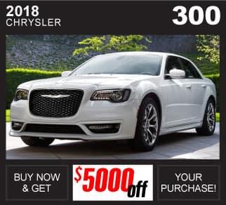 Shop 2018 Chrysler 300 Inventory Huntsville AL