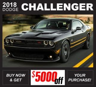 Shop 2018 Dodge Challenger Inventory Huntsville AL