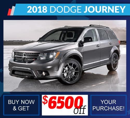 Shop New Dodge Journey Inventory Huntsville AL