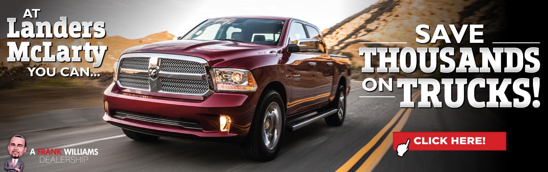 Landers Mclarty Dodge >> Landers McLarty Dodge Chrysler Jeep Ram Dealership ...