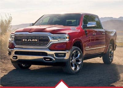 New Ram 1500 Trucks