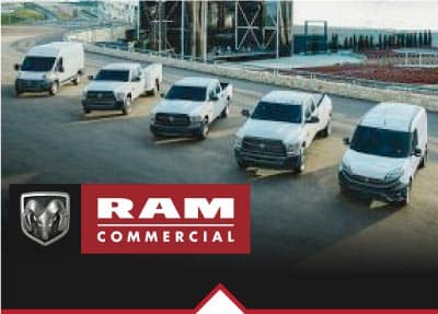 New Ram Commercial Trucks in Huntsville AL