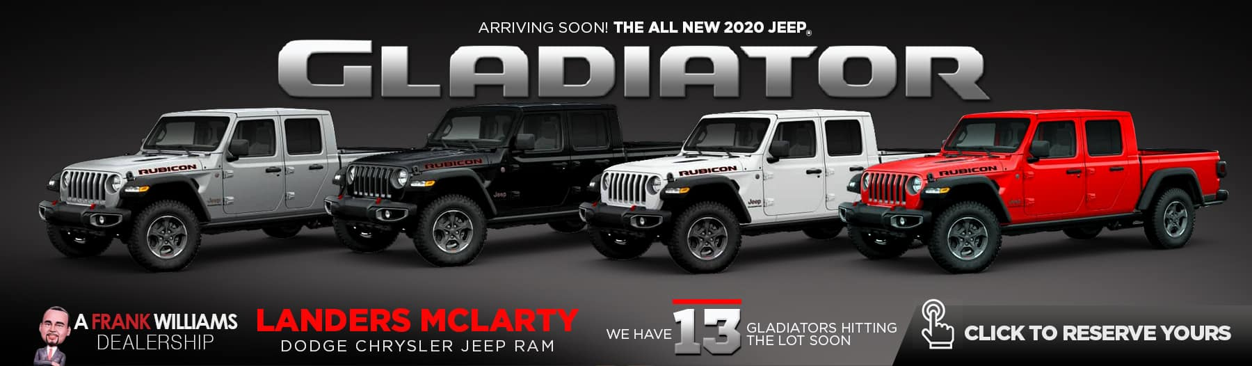 Landers McLarty Dodge Chrysler Jeep Ram Dealership