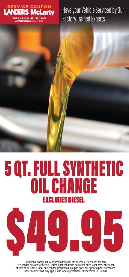 oil change near me