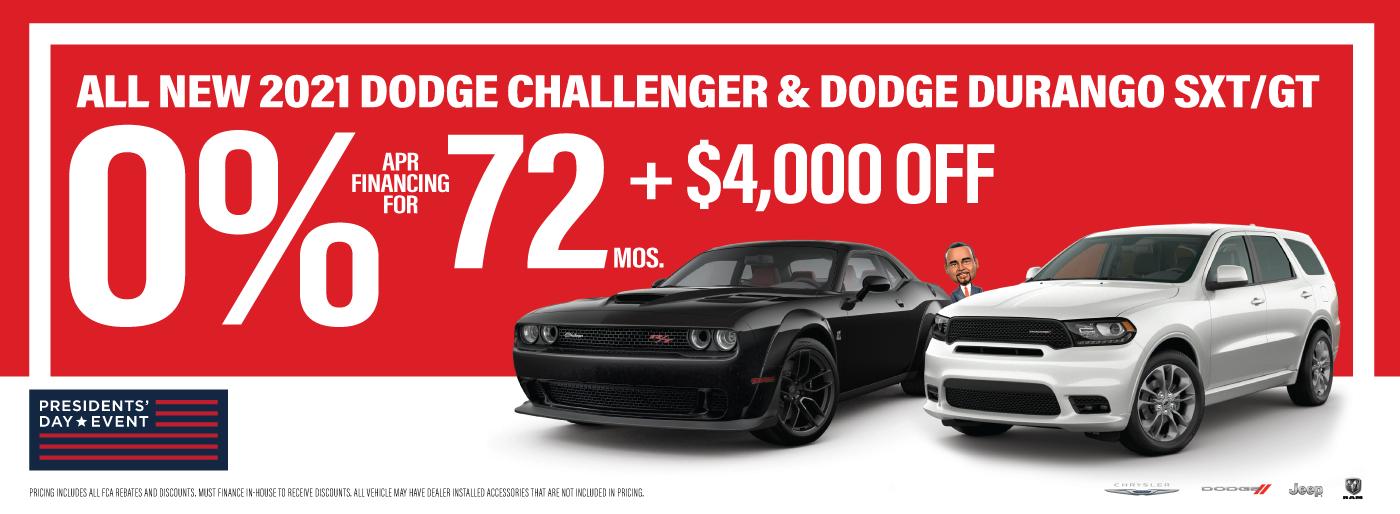 LMCDJ-022113-Web Slide-Dodge_Challenger-Durango
