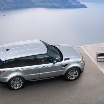 2017 Land Rover Range Rover Sport Exterior top