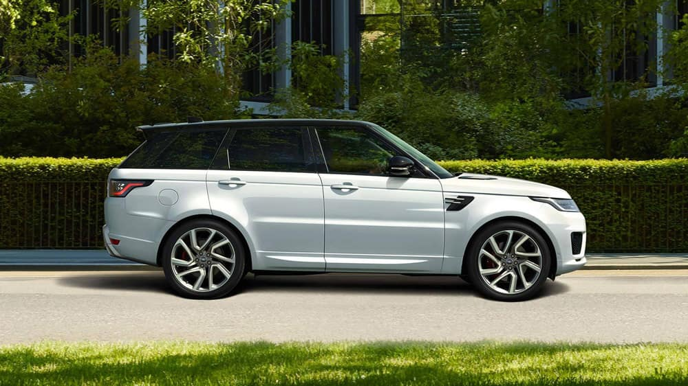 2018 Land Rover Range Rover Sport side exterior