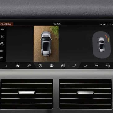 2018 Land Rover Discovery Sport interior technology features