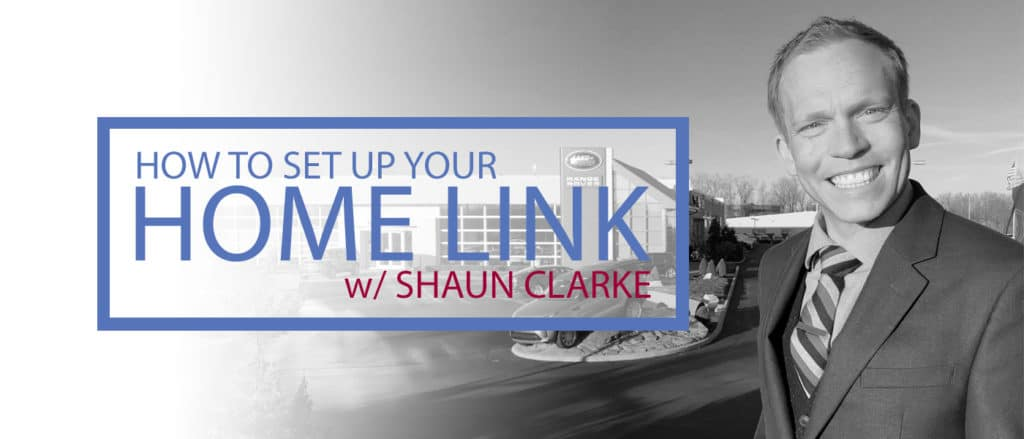 Shaun Clarke Home Link