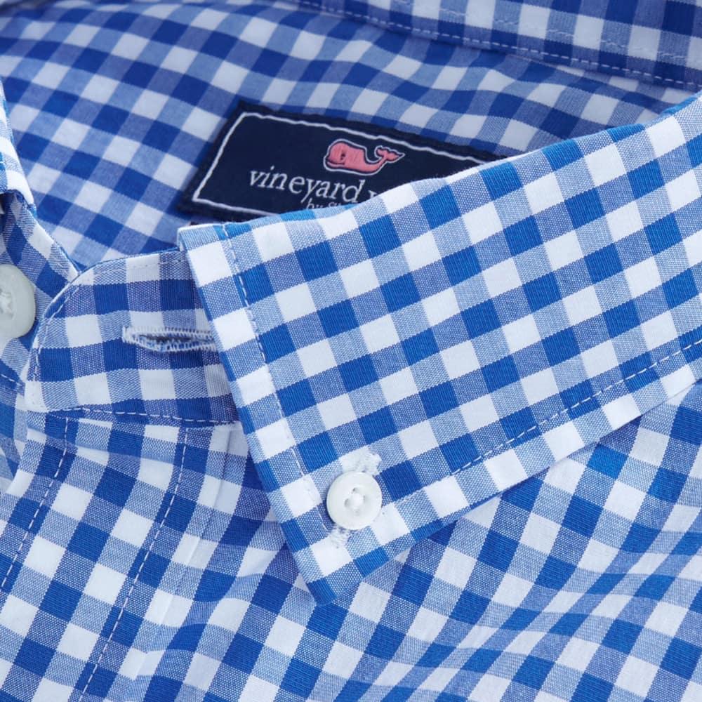 Plaid Shirt for Kentucky Derby