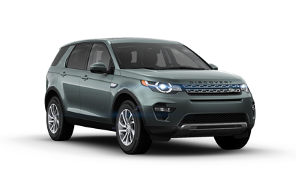 2018 Land Rover Discovery Sport Green