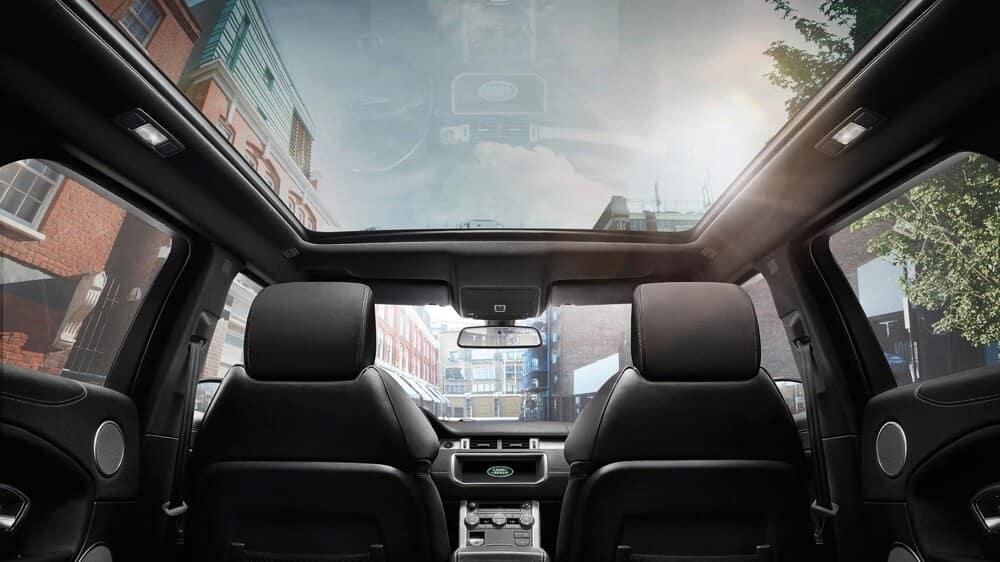 2018 Land Rover Range Rover Evoque Sunroof