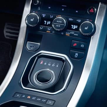 2018 Land Rover Range Rover Evoque Features