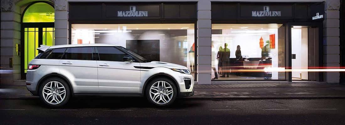 Awesome 2018 Range Rover Evoque White