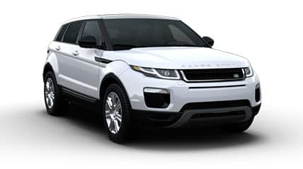 2019 Range Rover Evoque Trim Image