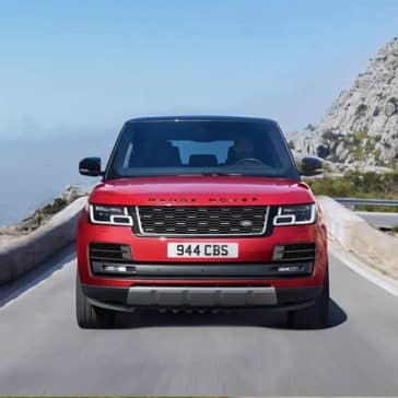 2019 Range Rover Grill