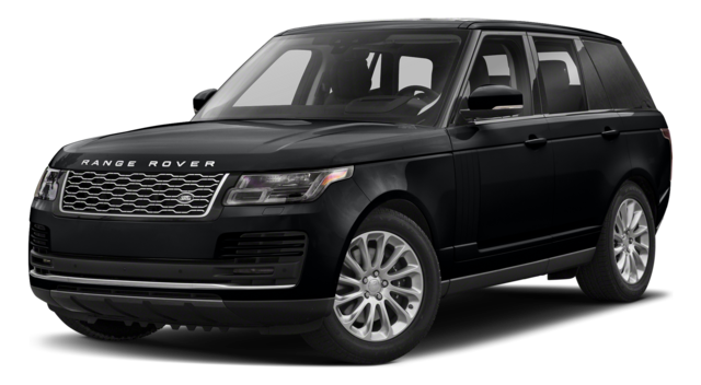 2018 Range Rover Black