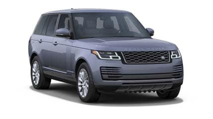 2019 Range Rover Trim Image