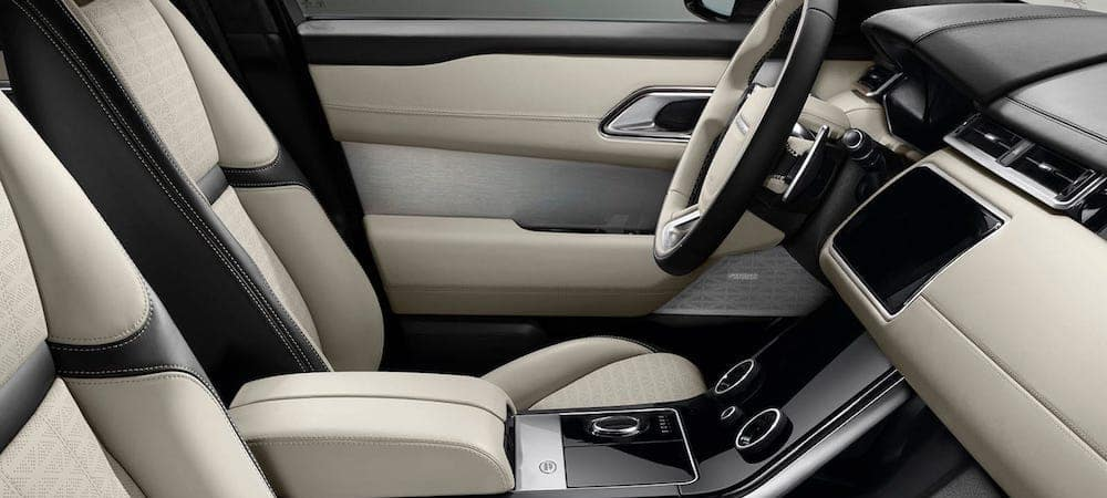 2019 Land Rover Range Rover Velar Interior