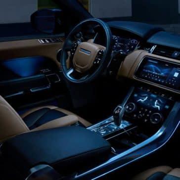 2019 Land Rover Range Rover Sport Cabin