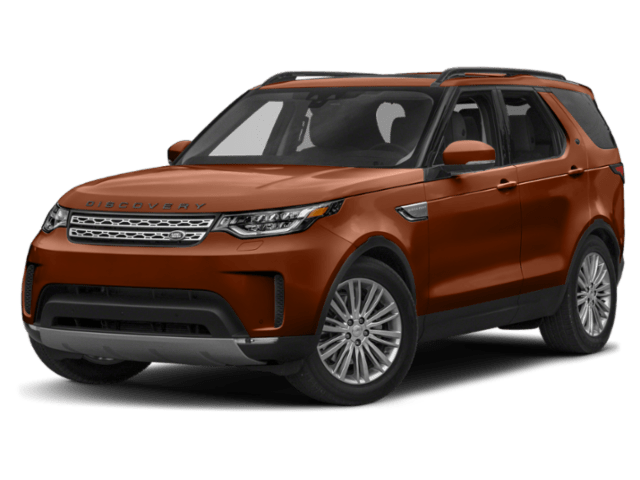 2019 Land Rover Discovery Orange